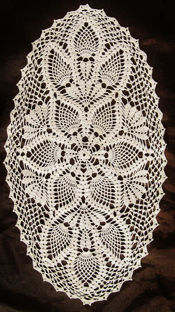 pineapple crochet doily diagram onion epidermal cell labeled 1000+ images about on pinterest | free pattern, patterns and filet ...