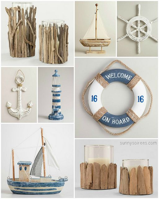 Great Nautical Decor Ideas