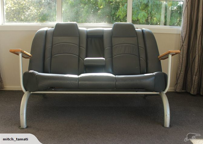 car seat couch  Workshop Ideas Metalworking  Pinterest