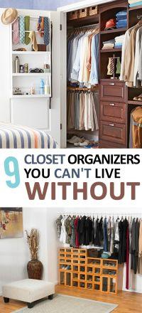 25+ best ideas about Cheap closet organizers on Pinterest
