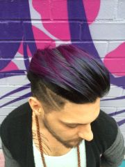 ideas men hair color