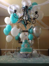 Sweet 16 Tiffany blue | Sweet 16 | Pinterest | Tiffany ...