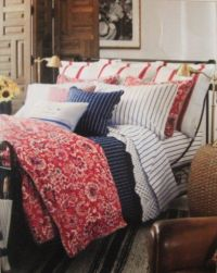 1000+ images about Red, White, and Blue bedding on Pinterest