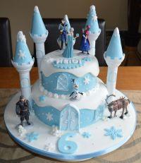 ber 1.000 Ideen zu Eisknigin Torte auf Pinterest