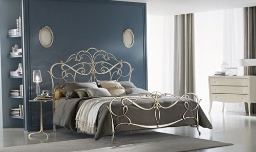 Bedroom Ideas With Wrought Iron Beds