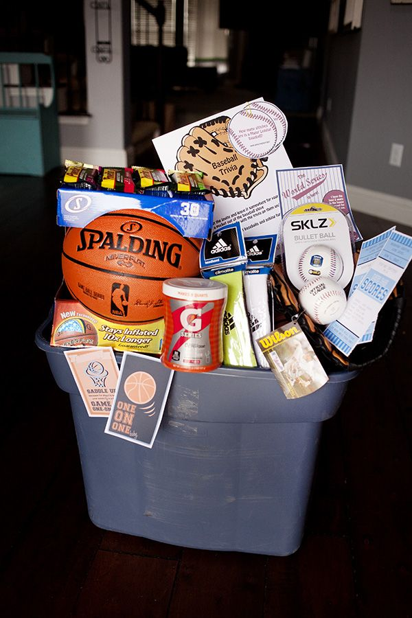 Silent Auction Basket Sports Theme Auction Pinterest Auction Theme Ideas And Silent Auction