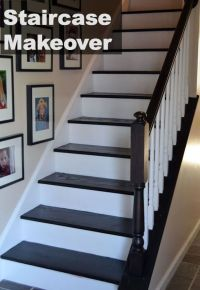 1000+ ideas about Staircase Makeover on Pinterest