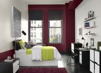 1000+ ideas about Red Accent Walls on Pinterest | Red ...