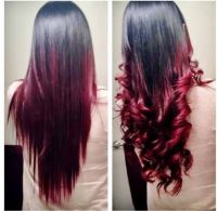 Red hair # color# hair color # pink hair # copper hair ...