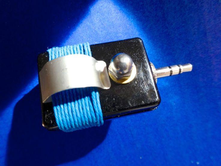 Capacitive Cw Touch Key Circuits M0ukd Amateur Radio Blog