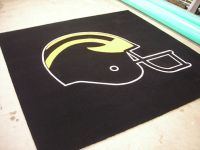 30 best images about Locker Room School Logo Carpets on ...