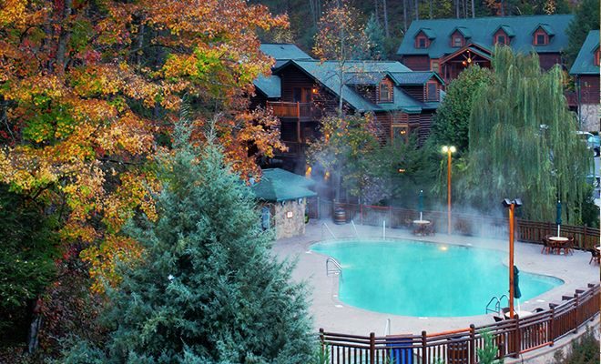 17 Best Ideas About Smoky Mountain Resorts On Pinterest
