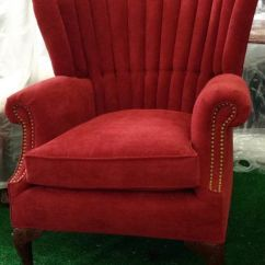 Nailhead Upholstered Dining Chair A In Room 1000+ Images About Reupholstered Furniture By Blawnox Upholstery On Pinterest | Upholstery, Wing ...