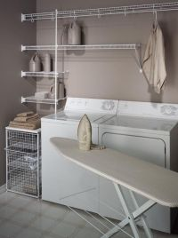 85 best images about Laundry Room Storage on Pinterest ...