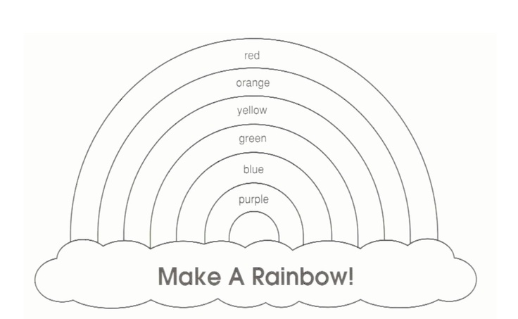17 Best images about RAINBOWS ILLUSTRATION & CRAFT on