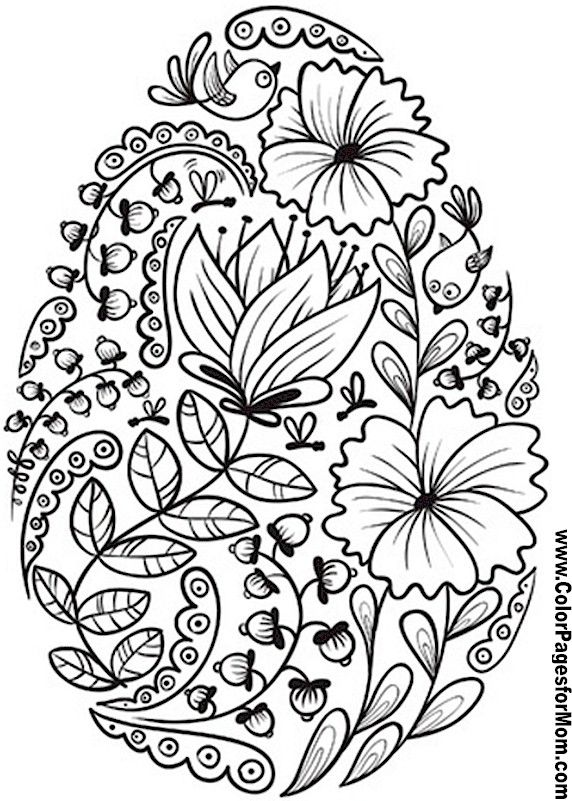 25+ best ideas about Easter coloring pages on Pinterest