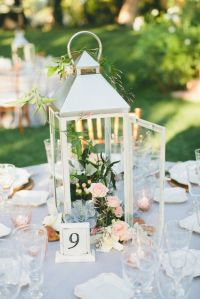 25+ best ideas about Lantern wedding centerpieces on ...