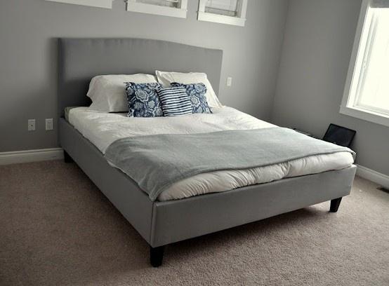DIY platform bed tutorial Platform bed Pinterest Diy