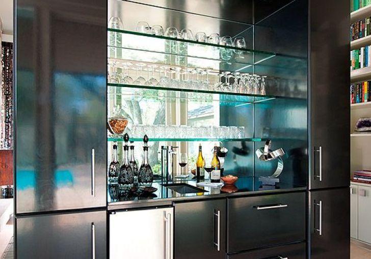 Kitchen Cabinet Bar Counter