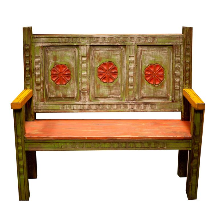 Mexican Painted Furniture Archives Morenos Rustic