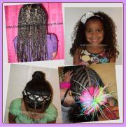 cute hairstyles girls happy
