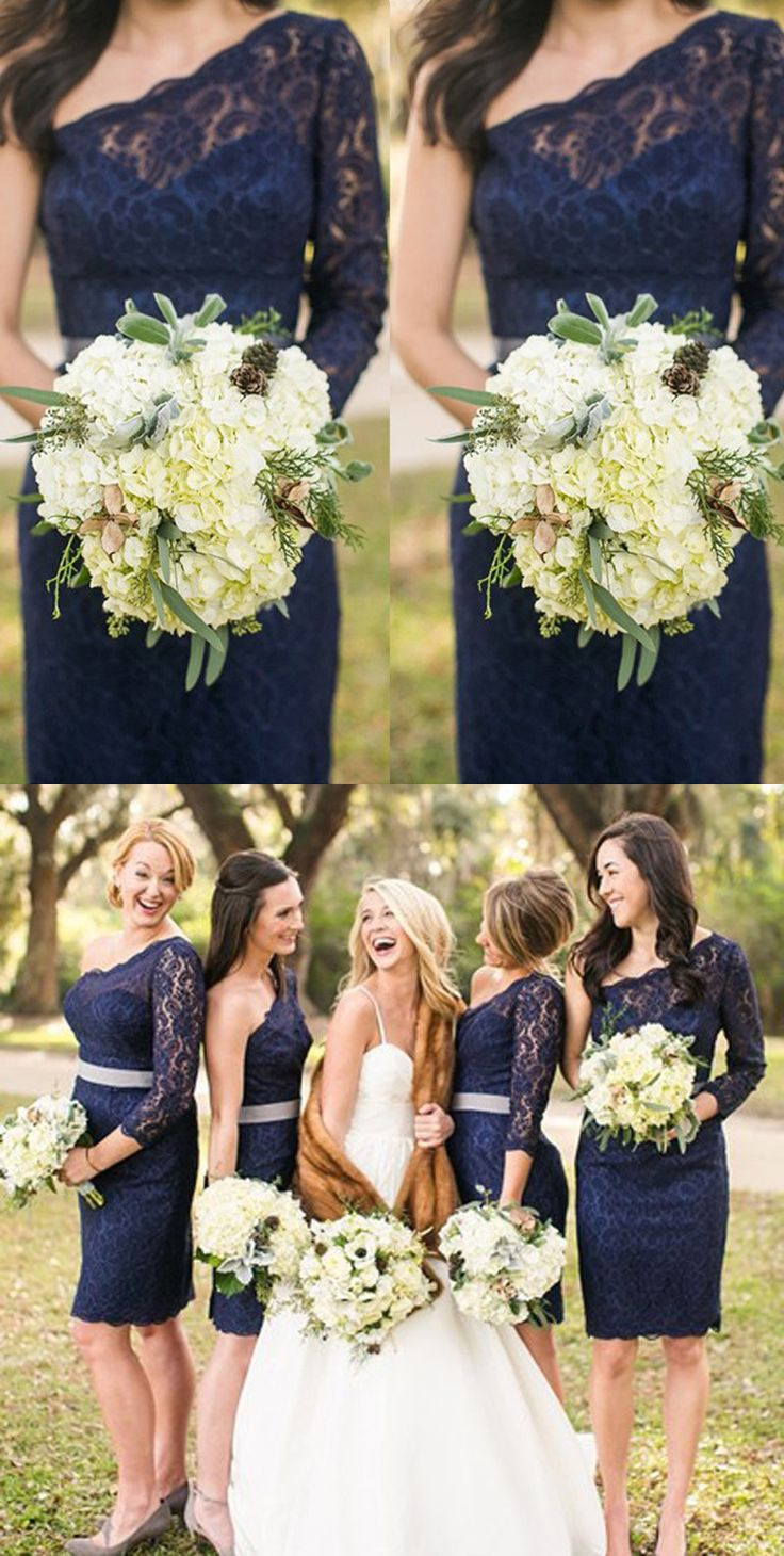 17 Best ideas about Navy Bridesmaid Dresses on Pinterest  Navy blue wedding dresses Navy blue