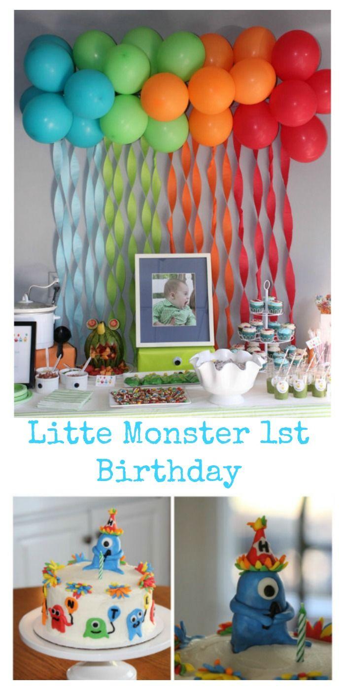 25+ best ideas about Boy Birthday Parties on Pinterest