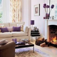 25+ best ideas about Purple living rooms on Pinterest