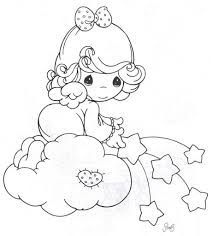 77 best images about Precious Moments Coloring pages on
