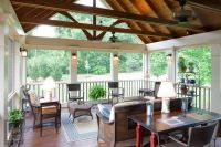 1000+ images about Screened porch on Pinterest | Wood ...