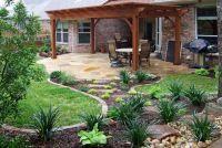 Backyard Shade Structure Pergola and Patio Cover Classic ...