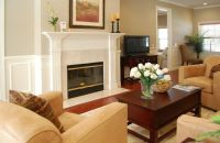 decorating narrow rooms | Decorate narrow living room with ...