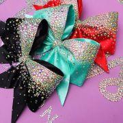 ideas cheer bows