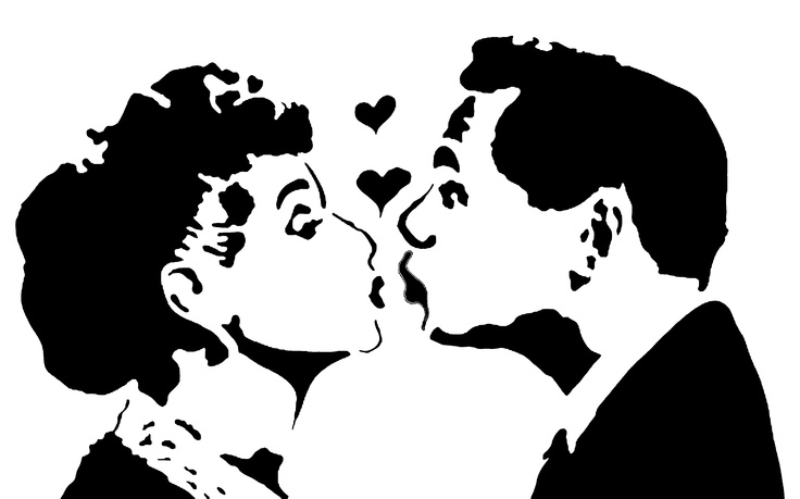 Download I Love Lucy stencil | I Love Lucy | Pinterest | See more ...
