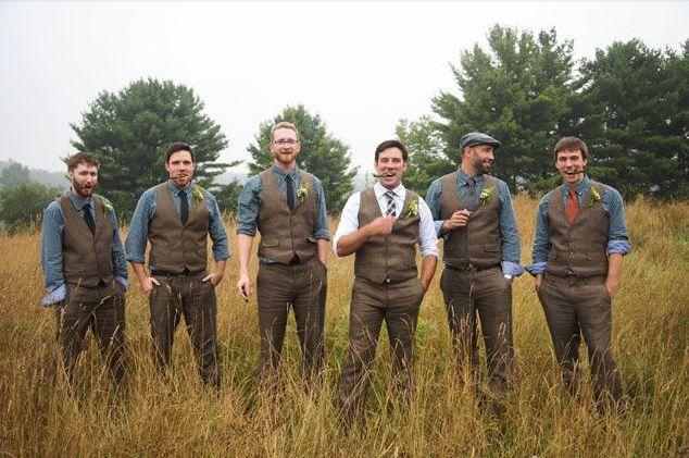 25 best ideas about Fall Groomsmen Attire on Pinterest  Burgundy tie Fall groom attire and