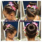 beautiful braids kids