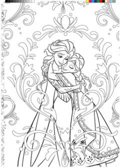 2606 best images about Disney coloring on Pinterest