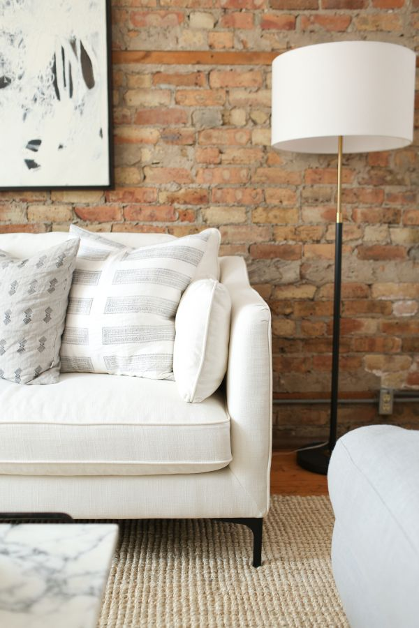 help me accessorize my living room blue with brown furniture 78+ ideas about neutral sofa on pinterest | white couch ...