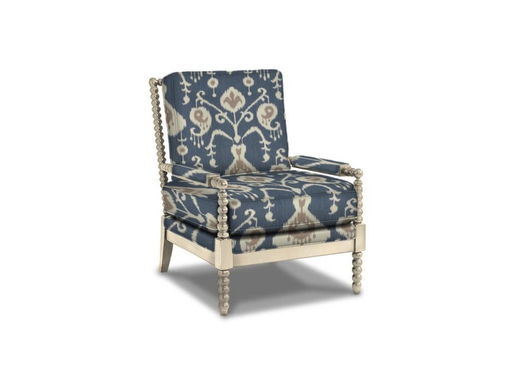 Bassett Pippa Chair another spool chair  spool chairs  Pinterest  Spool chair and Living rooms