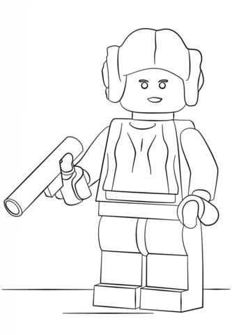25+ best ideas about Lego coloring pages on Pinterest