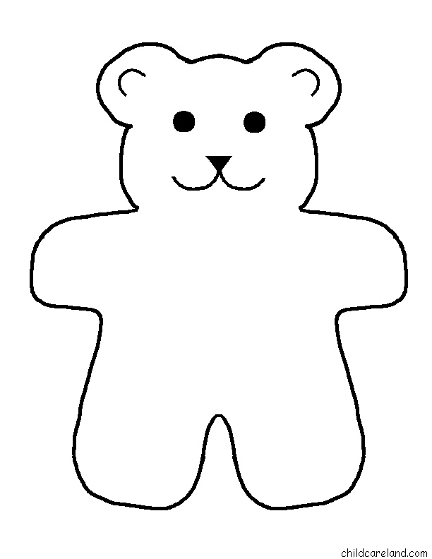 17 Best images about Teddy Bear Crafts preschool on Pinterest
