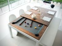 25+ best ideas about Pool Table Dining Table on Pinterest ...