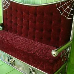 Custom Made Throne Chairs Office Furniture Table And 17 Best Images About Coffin Couches On Pinterest | Velvet Couch, Vampire Rave