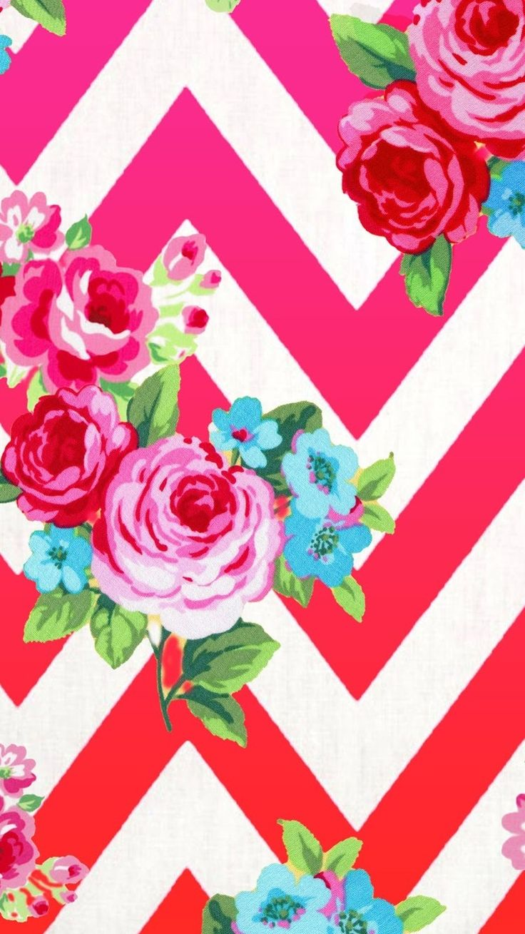 Cute Chevron Wallpapers For Ipad Tap And Get The Free App Сolorful Pattern For Girls