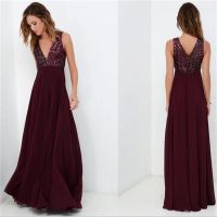 1000+ ideas about Burgundy Bridesmaid Dresses on Pinterest ...