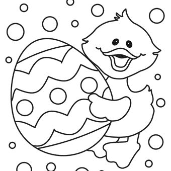25+ best ideas about Easter coloring pages printable on