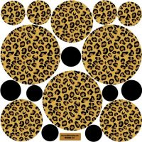 25 best Cheetah Print Wall Decals images on Pinterest