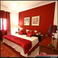 Best 20+ Red accent walls ideas on Pinterest