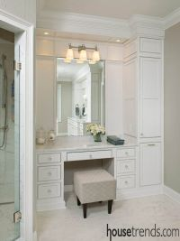 Best 25+ Master Bathroom Vanity ideas on Pinterest