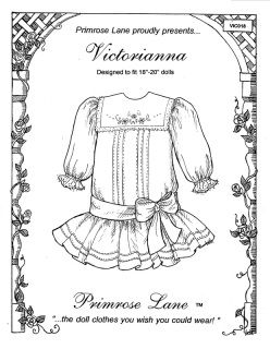 17 Best images about 18 inch doll patterns PrimRose Lane